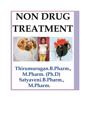 Non drug treatment/Non pharmacological treatment