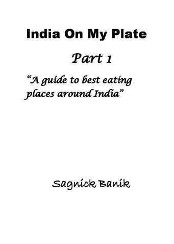 India On My Plate
