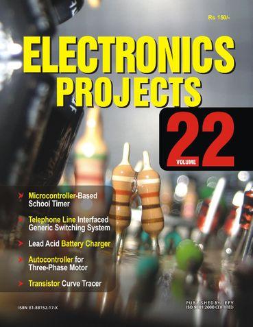 Electronics Projects Vol. 22