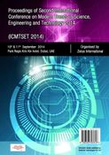 Proceedings of Second International Conference on Modern Trends in Science, Engineering and Technology 2014 (ICMTSET 2014)