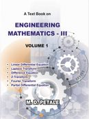 ENGINEERING MATHEMATICS - III VOLUME 1