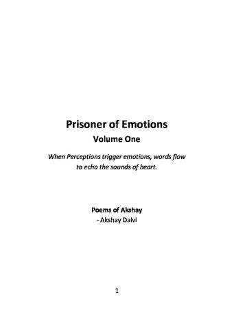 Prisoner of Emotions