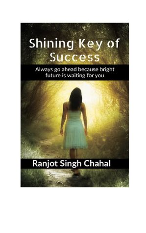 Shining Key of Success