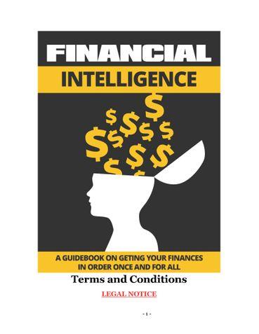 Financial intelligents