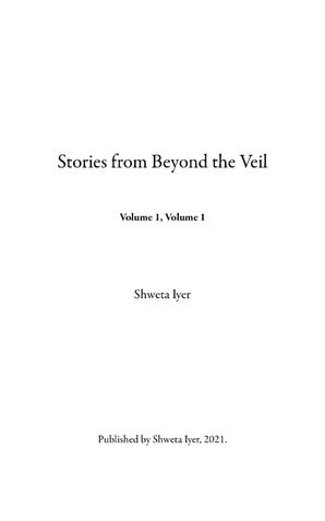 Stories from Beyond the Veil
