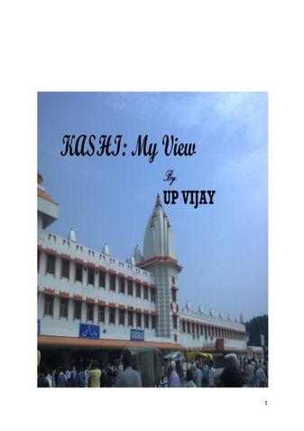 KASHI: My View