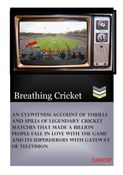 BREATHING CRICKET