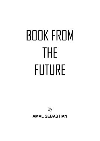 Book From The Future