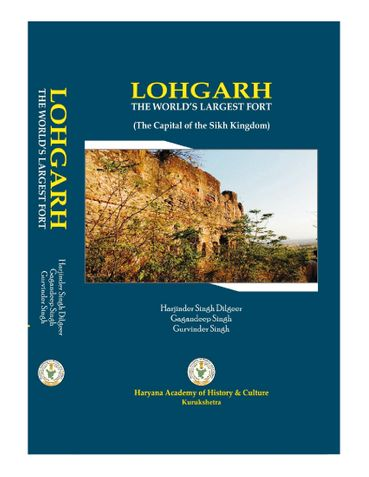 Lohgarh The Sikh State Capital history books Buy Online