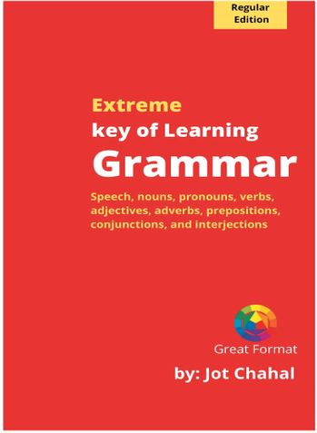 Extreme  key of Learning Grammar
