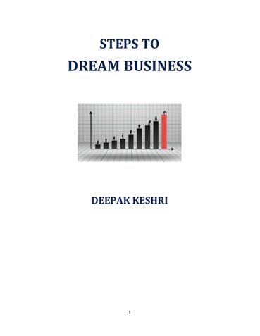 Steps To Dream Business