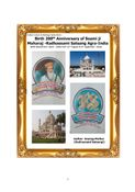 Birth 200th Anniversary of Soami ji Maharaj -Radhasoami Satsang Agra-India
