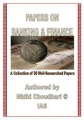 PAPERS ON BANKING AND FINANCE