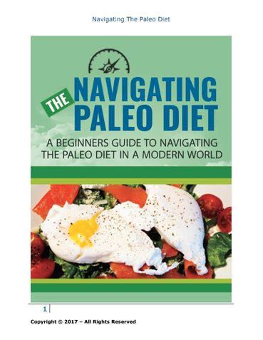 Navigating poleo diet