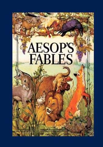 Aesop's Fables (Illustrated Edition)
