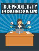 True Productivity