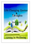 Life Changing Quotes & Thoughts (Volume 88)