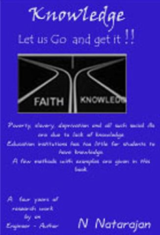 Knowledge. Go, get it!
