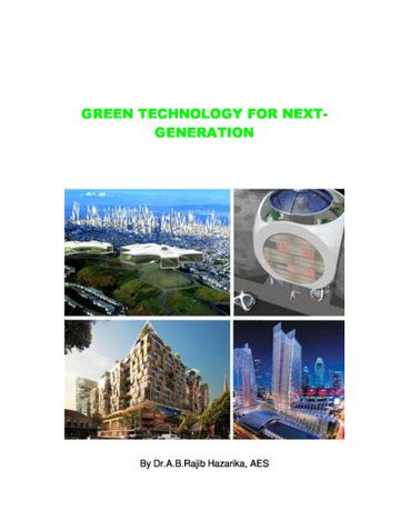 Green Technology for Next-Generation