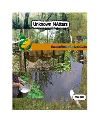 Unknown MAtter