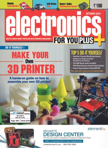 Electronics For You, October 2014
