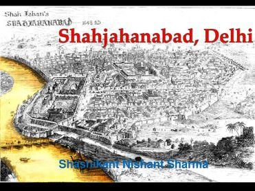 Shahjehanabad, Delhi
