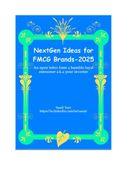 NextGen Ideas for FMCG Brands