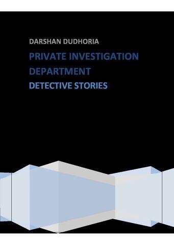 PID Detective Stories