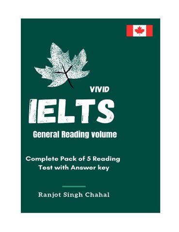 Vivid General IELTS Reading volume