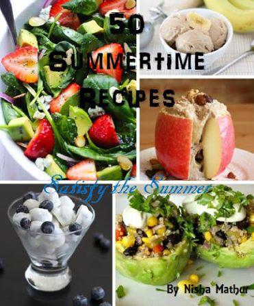 50 Summertime recipes
