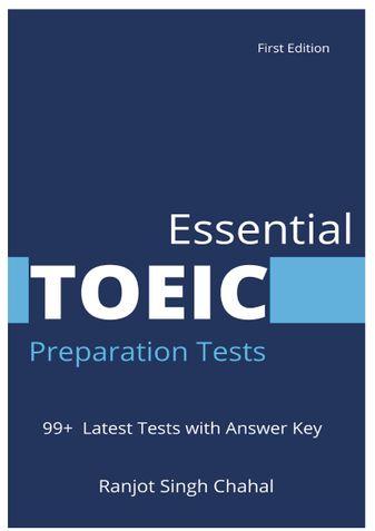 Essential TOEIC Preparation Tests