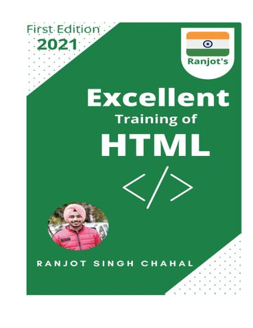Excellent Training of HTML