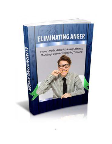 Eliminating Anger
