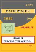 Mathematics for Grade12