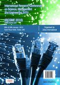 Proceedings of IRCSME 2015