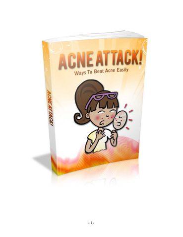 Acne Attack !