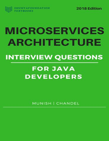 Cracking Spring Microservices Interviews