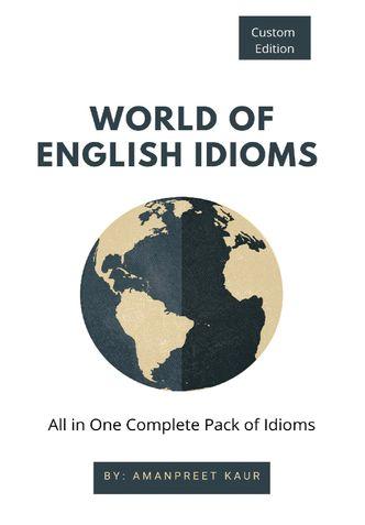 World of English Idioms