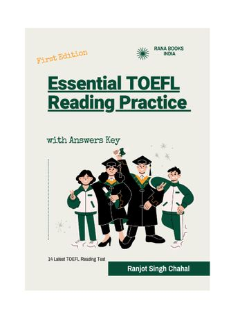 Essential TOEFL Reading Practice with Answers Key