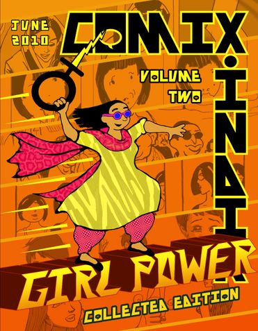 Comix.India vol 2 - Girl Power