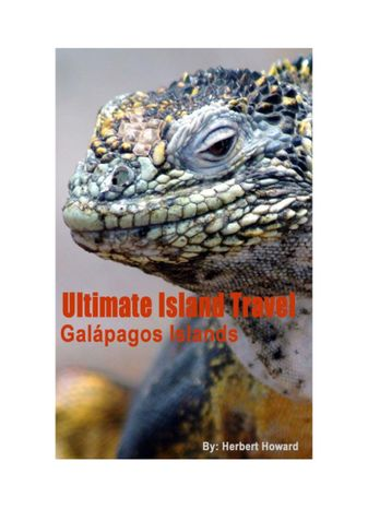 Ultimate Island Travel – Galápagos Islands