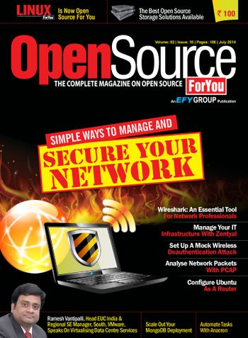 Open Source for You, July 2014