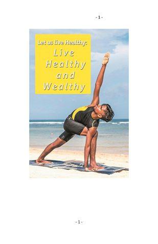 Let Us Live Healthy