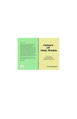 Contours Of  Hindu Wisdom