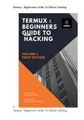 Termux : Beginners Guide To Ethical Hacking