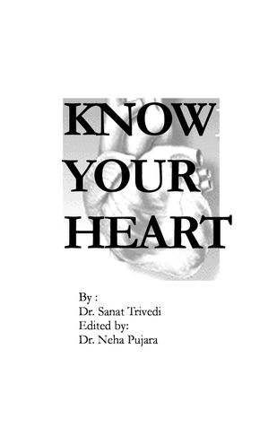 Know your heart