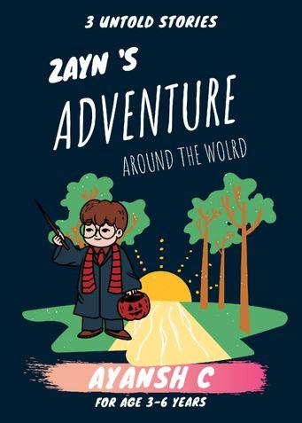Zayn's adventures around the world