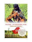 MAOISM--AN UNENDING WAR