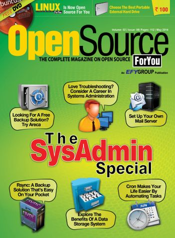 Open Source For You, May 2014