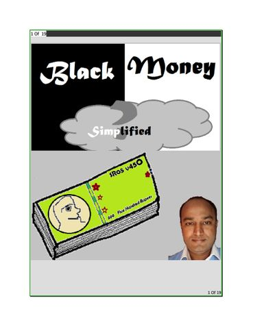 Black Money Simplified